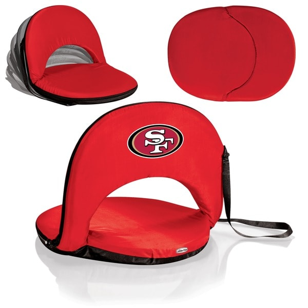 Oniva San Francisco 49ers Portable Seat
