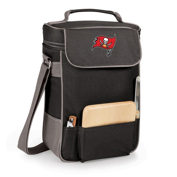 Picnic Time Tampa Bay Buccaneers Duet Tote - Black