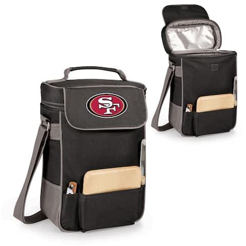 Picnic Time San Francisco 49ers Duet Tote - Black