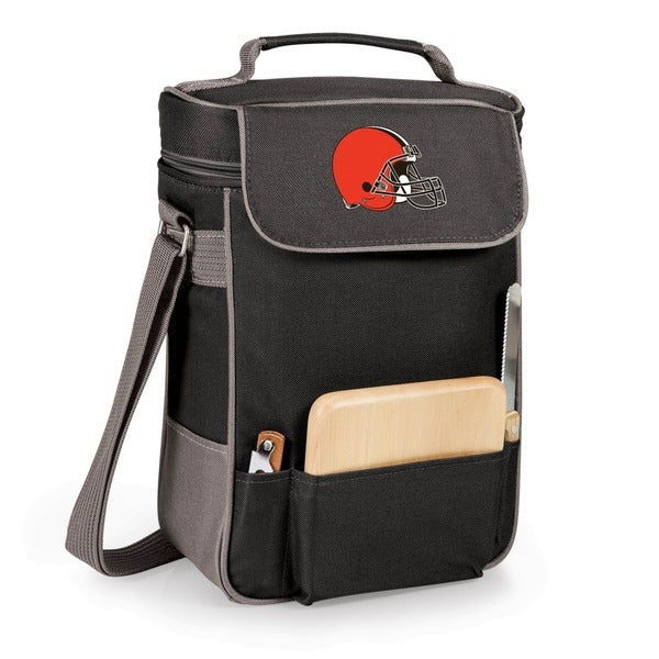 Picnic Time Cleveland Browns Duet Tote - Black