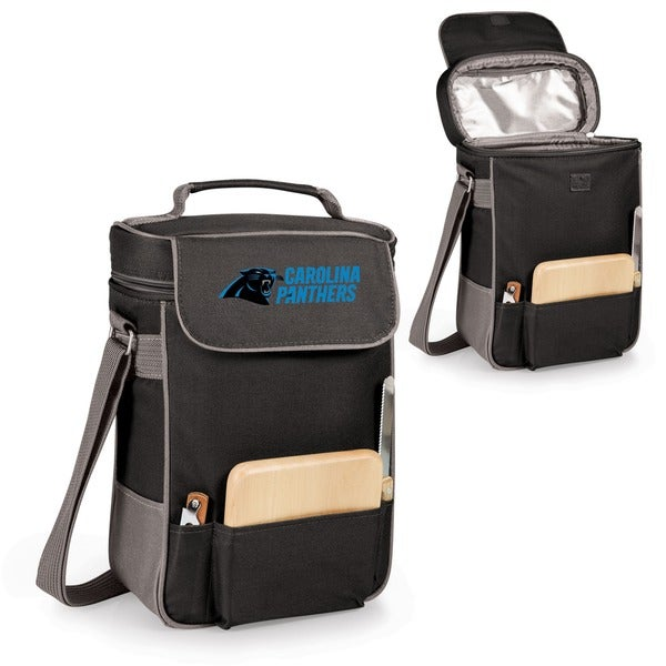 Picnic Time Carolina Panthers Duet Tote
