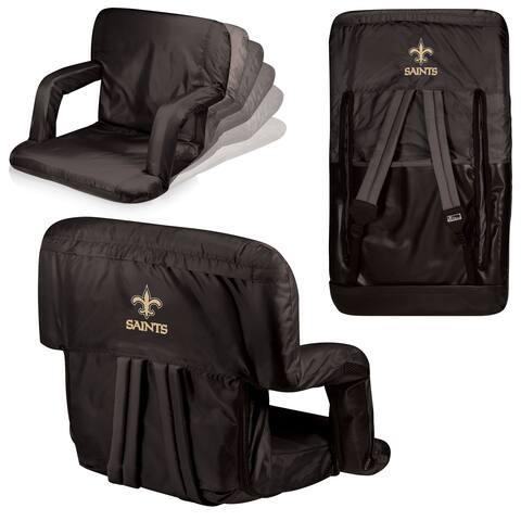 Black New Orleans Saints Ventura Seat