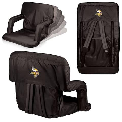 Black Minnesota Vikings Ventura Seat