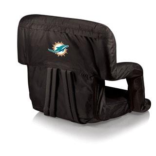 Black Miami Dolphins Ventura Seat
