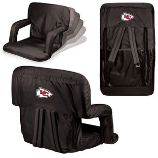 Black Kansas City Chiefs Ventura Seat