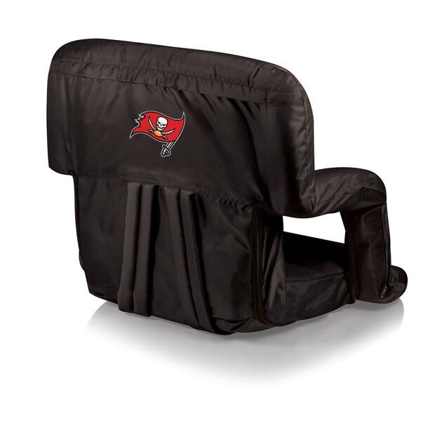 Black Tampa Bay Buccaneers Ventura Seat