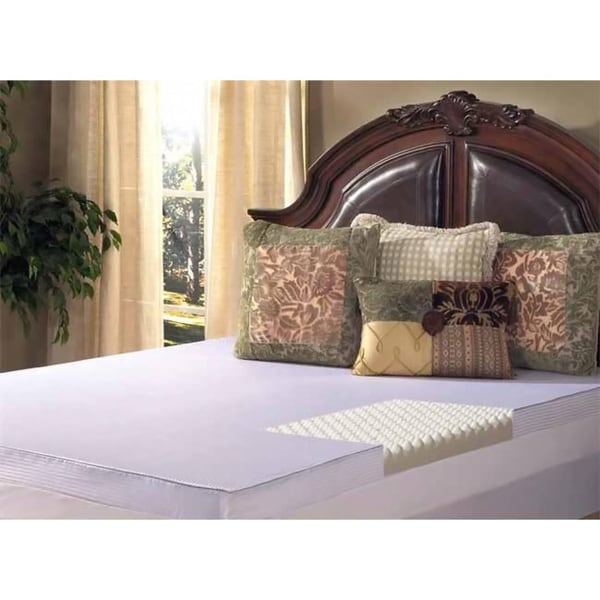Grande Hotel Collection Big Comfort 4-inch Twin/ Full-size Memory Foam Mattress Topper