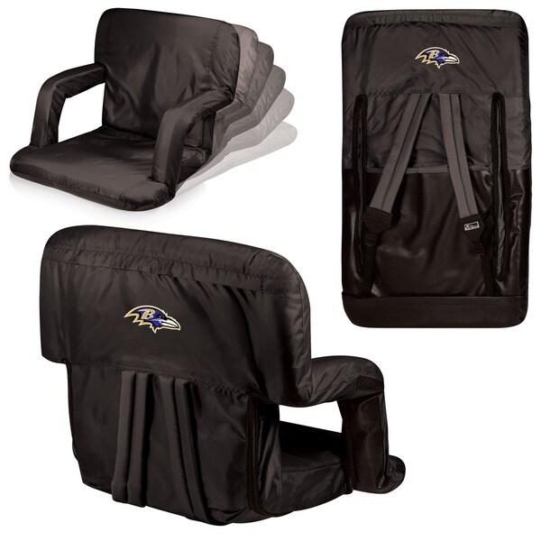 Black Baltimore Ravens Ventura Seat