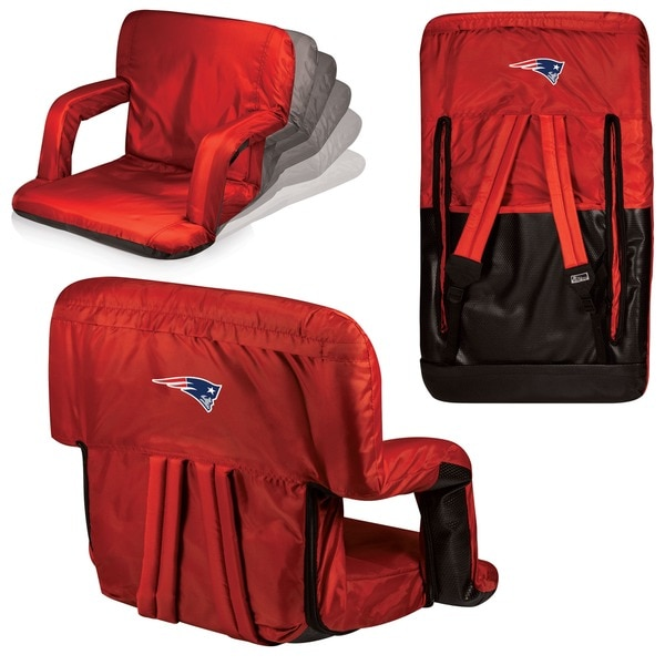 Red New England Patriots Ventura Seat