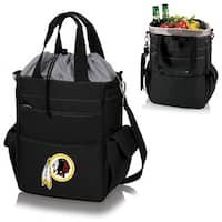Picnic Time Activo-Tote Black (Washington Redskins)