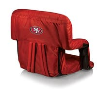 Red San Francisco 49ers Ventura Seat
