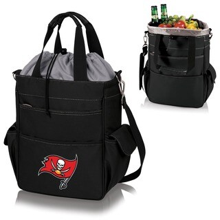 Picnic Time Activo-Tote Black (Tampa Bay Buccaneers)