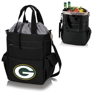Picnic Time Activo-Tote Black (Green Bay Packers)