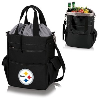 Picnic Time Activo-Tote Black (Pittsburgh Steelers)