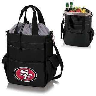 Picnic Time Activo-Tote Black (San Francisco 49ers)