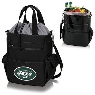 Picnic Time Activo-Tote Black (New York Jets)