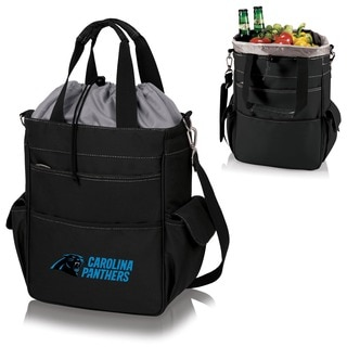 Picnic Time Activo-Tote Black (Carolina Panthers)