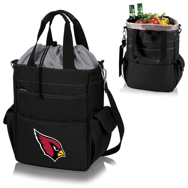 Picnic Time Activo-Tote Black (Arizona Cardinals)