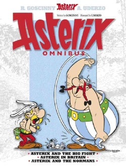 Asterix Omnibus 3: Asterix and the Big Fight / Asterix in Britain / Asterix and the Normans (Paperback)