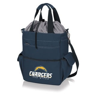 Picnic Time Activo-Navy Tote (San Diego Chargers)