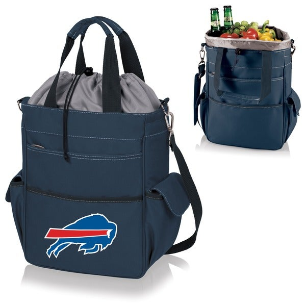 Picnic Time Activo-Navy Tote (Buffalo Bills) - navy