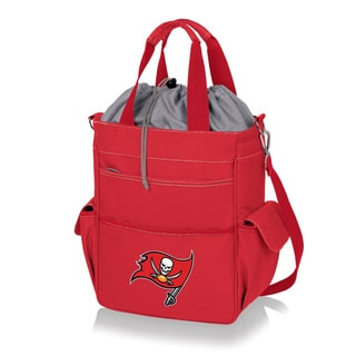 Picnic Time Activo- Red Tote (Tampa Bay Buccaneers)
