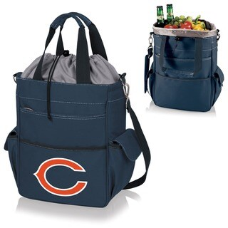 Link to Picnic Time Activo-Navy Tote (Chicago Bears) - navy Similar Items in Fan Shop