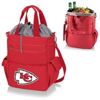 Picnic Time Activo-Red Tote (Kansas City Chiefs) - kansa city chiefs