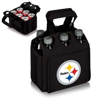 Picnic Time Pittsburgh Steelers Six Pack