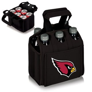 Picnic Time Arizona Cardinals Six Pack Bottle Holder