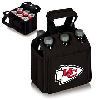 Picnic Time Kansas City Chiefs Neoprene Six-Pack