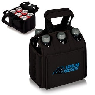 Picnic Time Carolina Panthers Six Pack