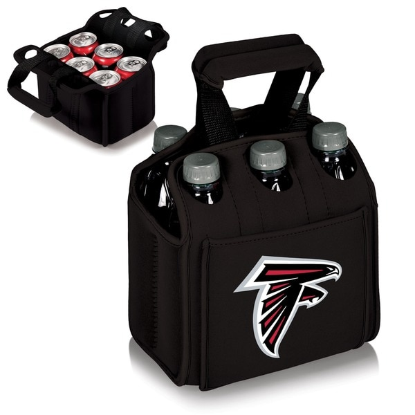 Picnic Time Atlanta Falcons Neoprene Six Pack