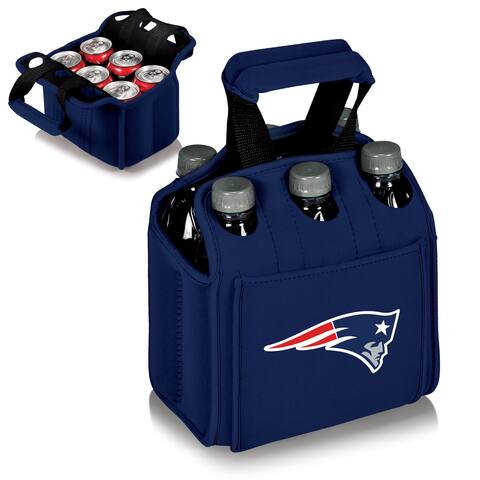 Picnic Time New Engladn Patriots Six Pack - navy