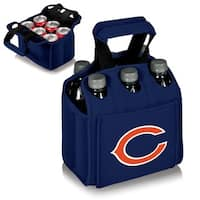 Picnic Time Chicago Bears Six Pack - navy