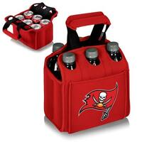 Picnic Time Tampa Bay Buccaneers Six Pack - Red