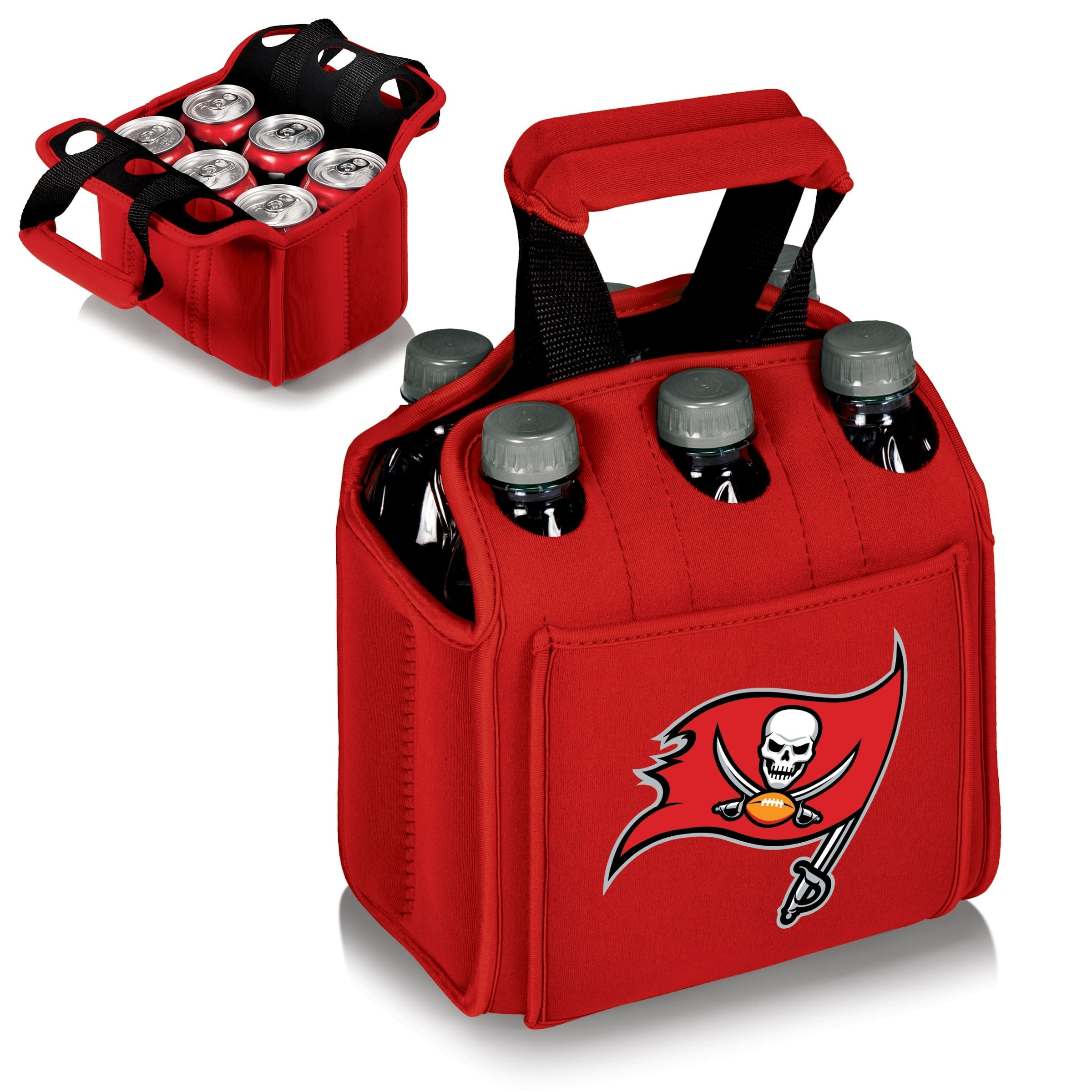Legacy Picnic Time Tampa Bay Buccaneers Six Pack (Six Pac...