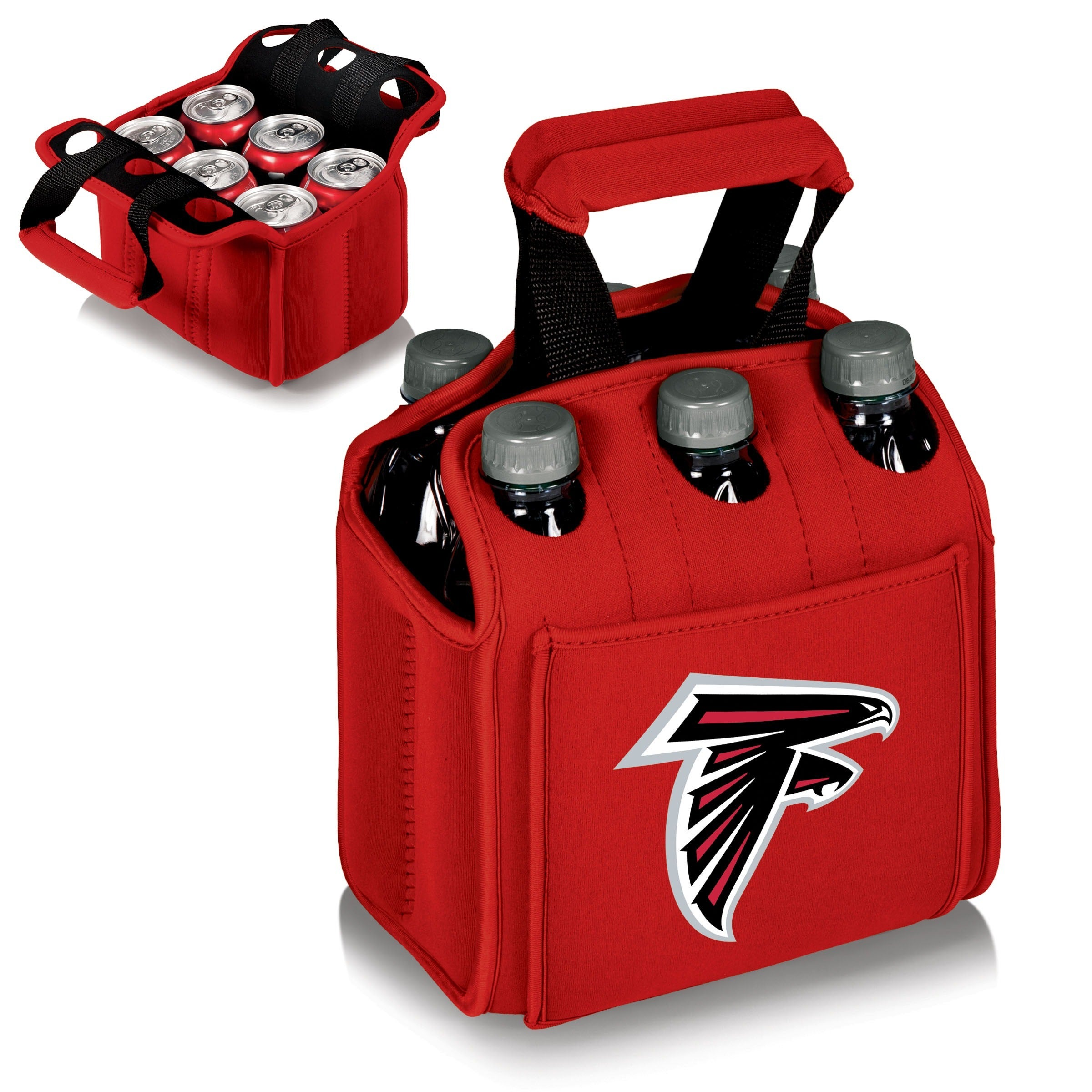 Legacy Picnic Time Atlanta Falcons Six Pack (Six Pack- Re...