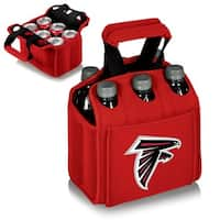 Picnic Time Atlanta Falcons Six Pack - Red