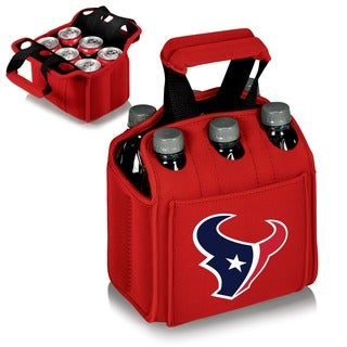 Picnic Time Houston Texans Six Pack