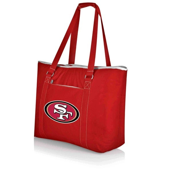 Picnic Time San Francisco 49ers Tahoe Shoulder Tote - Red