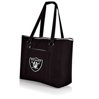 Picnic Time Oakland Raiders Tahoe Tote Bag