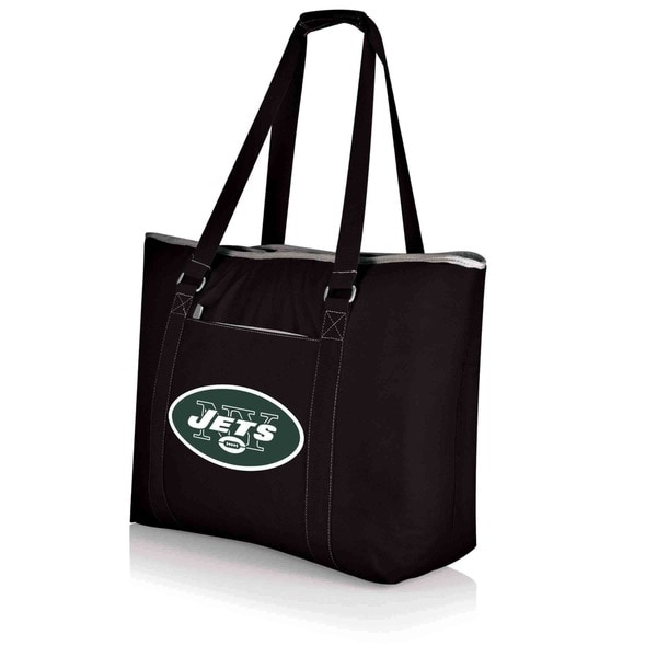 Picnic Time New York Jets Tahoe Tote Bag - Black