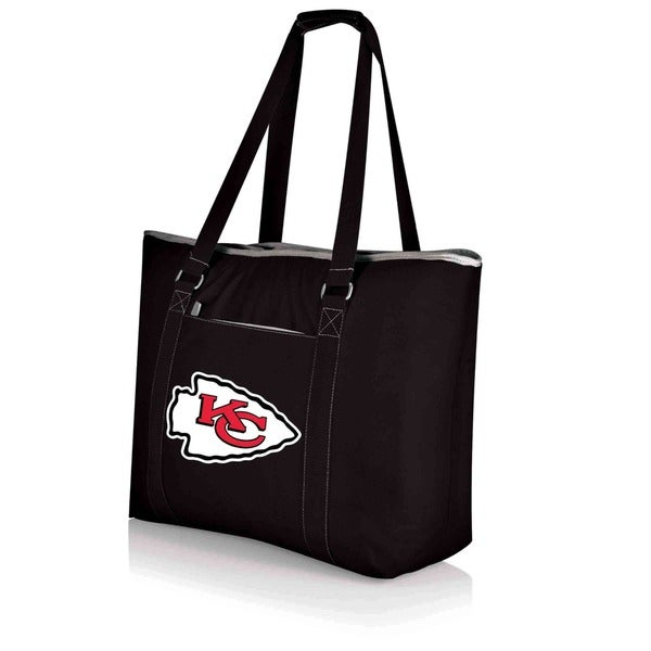 Picnic Time Kansas City Chiefs Tahoe Shoulder Tote - Black