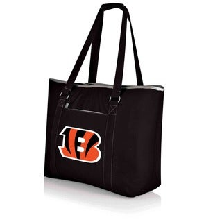 Picnic Time Cincinnati Bengals Tahoe Shoulder Tote - Black