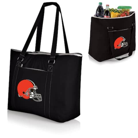 Picnic Time Cleveland Browns Tahoe Shouldet Tote - Black