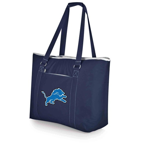 Picnic Time Detroit Lions Tahoe Tote Bag