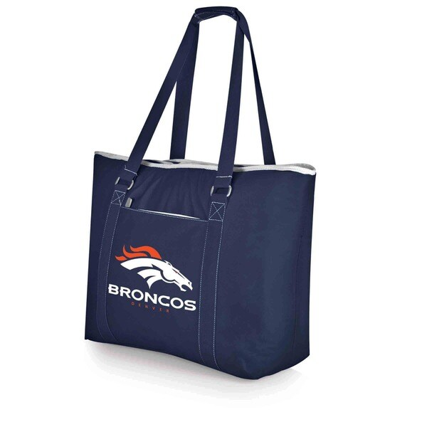 Picnic Time Denver Broncos Tahoe Insulated Tote