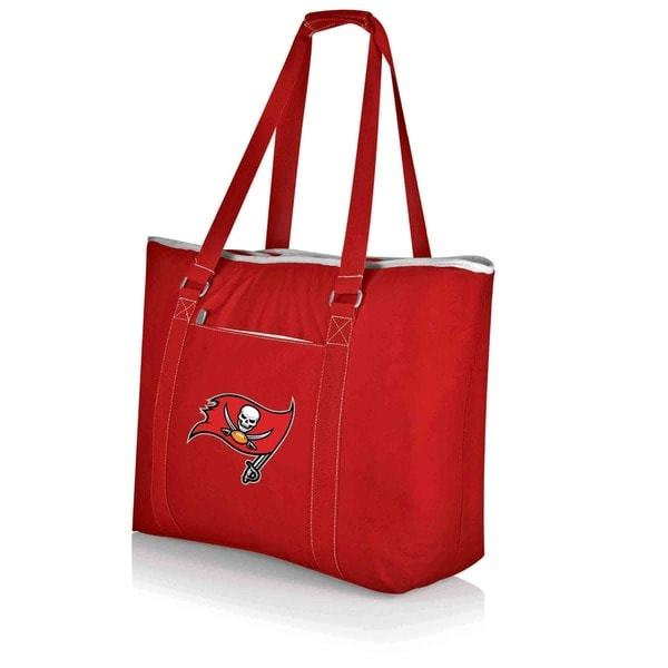 Picnic Time Tampa Bay Buccaneers Tahoe Shoulder Tote - Red