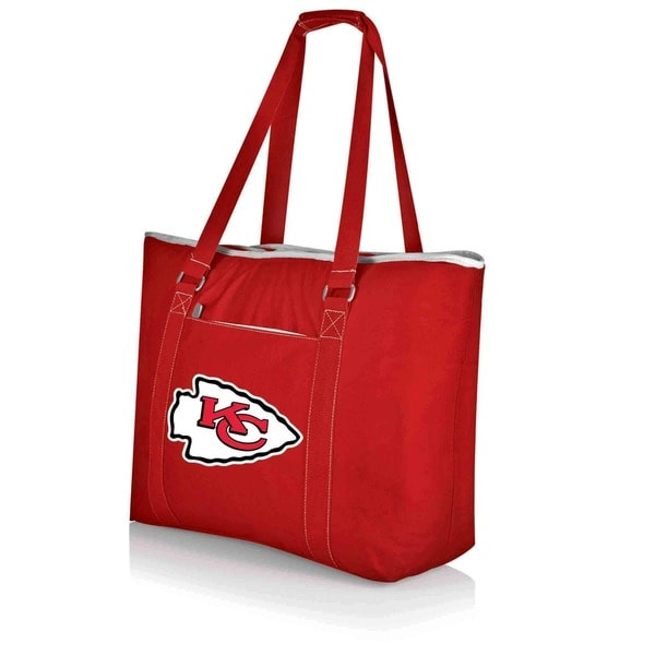 Picnic Time Kansas City Chiefs Tahoe Red Shoulder Tote
